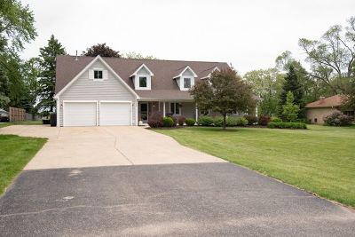 Antioch Single Family Home Contingent: 40339 North Fox Drive