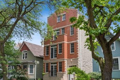 Condo/Townhouse Price Change: 3137 North Seminary Avenue #3