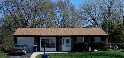 Hanover Park Single Family Home For Sale: 8009 South Carnaby Court