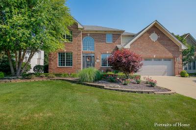 Darien Single Family Home For Sale: 1228 Chapman Court