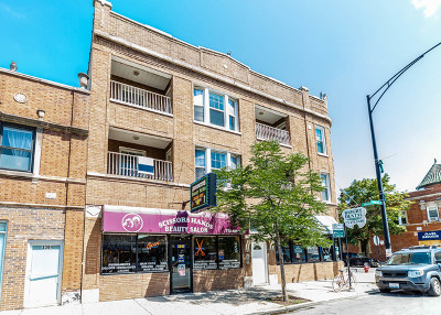 Condo/Townhouse For Sale: 3302 West Armitage Avenue #2