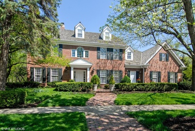 Naperville Single Family Home For Sale: 419 Deepwood Court