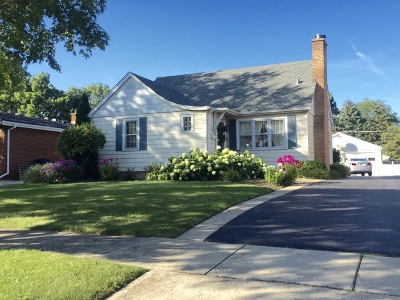 Elmhurst Single Family Home For Sale: 469 West Verret Street