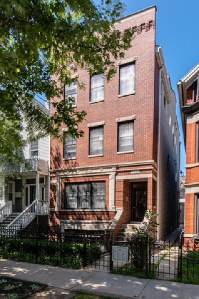 Condo/Townhouse For Sale: 3746 North Clifton Avenue #1
