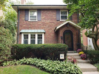 Wilmette Single Family Home For Sale: 224 Lawndale Street