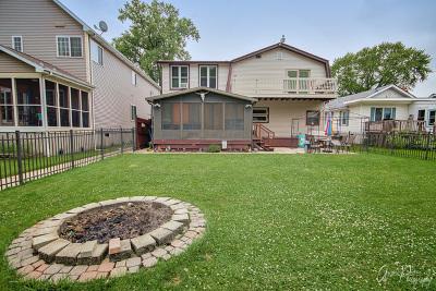 Fox Lake Single Family Home For Sale: 19 North York Street