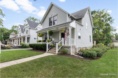 Downers Grove Single Family Home For Sale: 5144 Benton Avenue