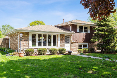Worth Single Family Home For Sale: 10739 South Nordica Avenue