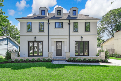 Hinsdale Single Family Home For Sale: 603 Jefferson Street