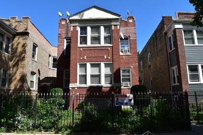 Multi Family Home For Sale: 4825 North Central Park Avenue