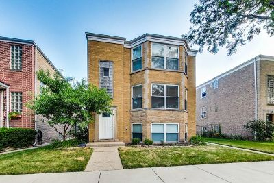 Multi Family Home Price Change: 2734 West Farragut Avenue