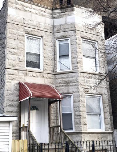 Multi Family Home For Sale: 4823 North Magnolia Avenue