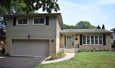 Elmhurst IL Single Family Home For Sale: $598,000