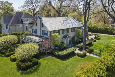 Kenilworth Single Family Home For Sale: 240 Melrose Avenue