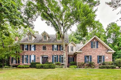 Libertyville Single Family Home New: 1220 Ashbury Lane