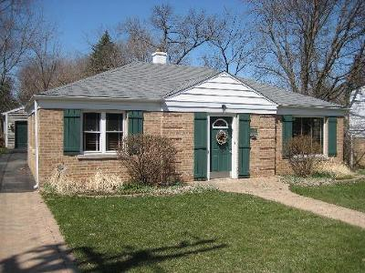 Libertyville Single Family Home For Sale: 429 South 4th Avenue