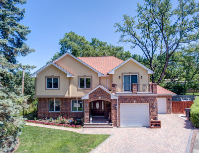 Wilmette Single Family Home For Sale: 432 Cove Lane