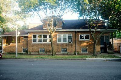 Single Family Home For Sale: 4928 North Kilbourn Avenue