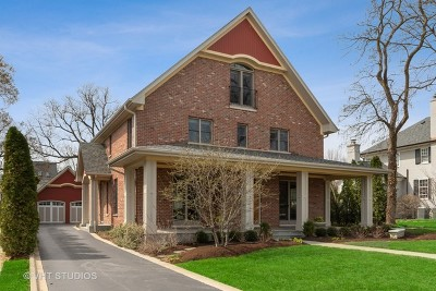Hinsdale Single Family Home For Sale: 420 North Lincoln Street