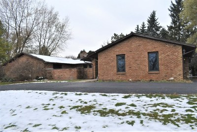 McHenry Single Family Home For Sale: 6512 Chickaloon Drive