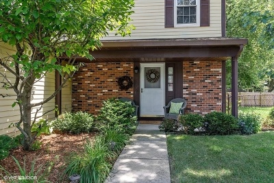 Frankfort Single Family Home Price Change: 7641 West Hickory Creek Drive
