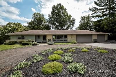 Woodstock Single Family Home New: 13613 West Jackson Street