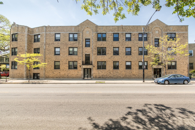 Condo/Townhouse For Sale: 4308 North Clark Street #3