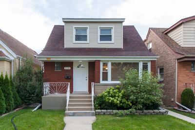 Single Family Home For Sale: 4548 North Oak Park Avenue