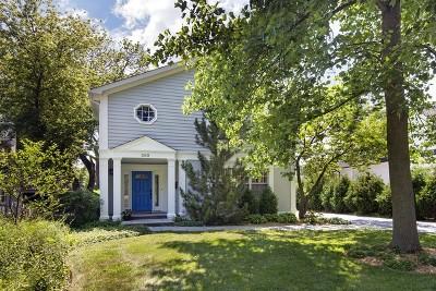 Glencoe Single Family Home For Sale: 380 Jefferson Avenue