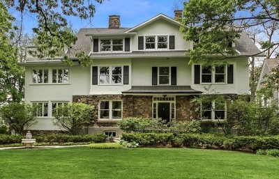 Winnetka Single Family Home For Sale: 794 Rosewood Avenue