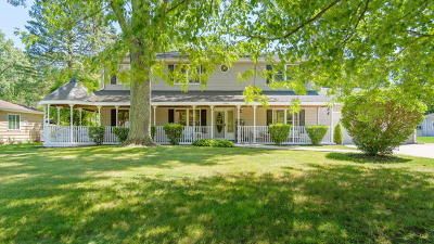La Grange Single Family Home For Sale: 8005 Howard Avenue