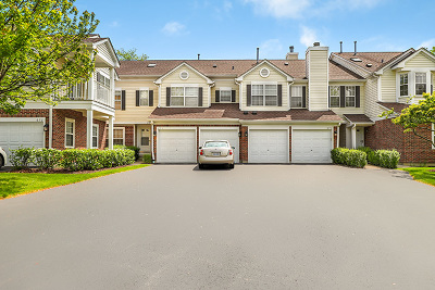 Vernon Hills Condo/Townhouse For Sale: 674 Portage Court