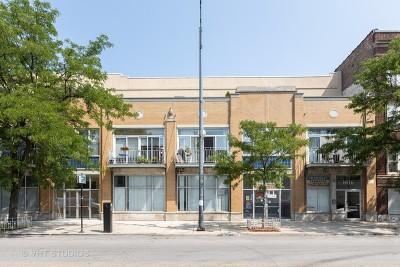 Condo/Townhouse For Sale: 1616 West Montrose Avenue #2B
