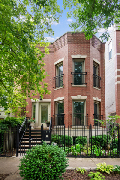 Single Family Home For Sale: 1715 North Hoyne Avenue