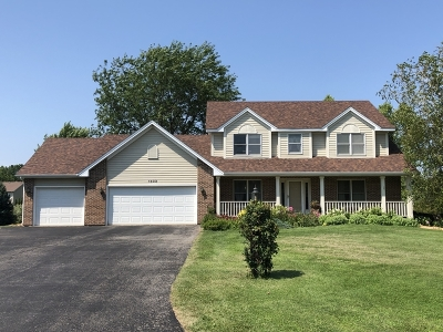 Spring Grove Single Family Home For Sale: 1502 Pine Street