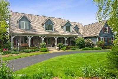 Barrington Single Family Home For Sale: 145 Clover Hill Lane