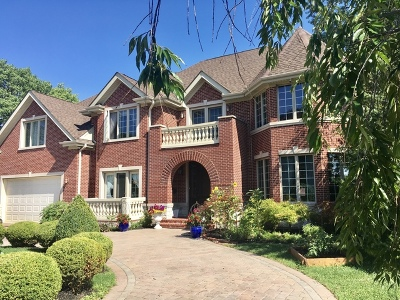 Single Family Home For Sale: 7824 West Winona Street