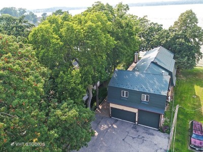 Fox Lake Single Family Home For Sale: 154 Eagle Point Road