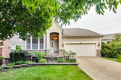 St. Charles Single Family Home For Sale: 912 Viewpointe Drive