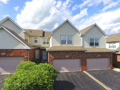 Bolingbrook Condo/Townhouse For Sale: 553 Goodwin Drive