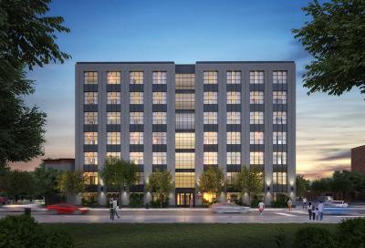 Condo/Townhouse For Sale: 1400 West Monroe Street #3D