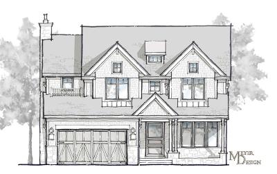 Naperville Single Family Home For Sale: 705 East Hillside Road
