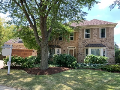 Wheaton Single Family Home For Sale: 1740 Quarter Horse Court