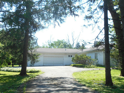 Oak Brook Single Family Home For Sale: 3005 York Road