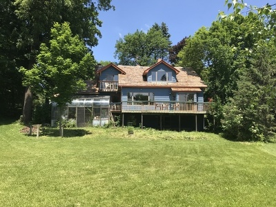 Mundelein Single Family Home For Sale: 21373 North Sylvan Drive