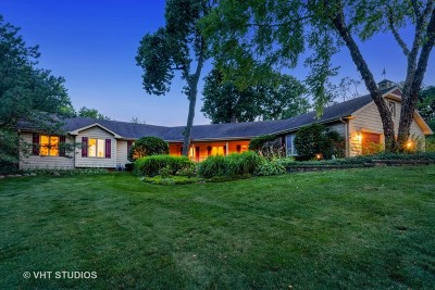 Hawthorn Woods Single Family Home For Sale: 12 Hickory Road