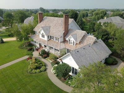 Libertyville Single Family Home For Sale: 1235 Golf Road