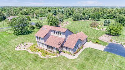 Woodstock Single Family Home For Sale: 14310 Sunset Ridge Road