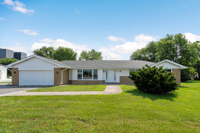 Schaumburg Single Family Home For Sale: 505 North Meacham Road