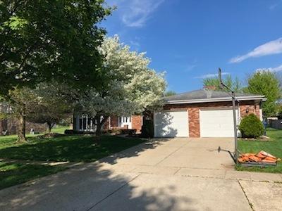 Homer Glen Single Family Home For Sale: 14045 South Oak Ridge Drive